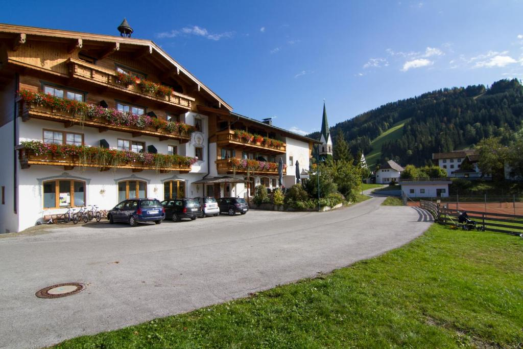 Hotel Frohnatur Thiersee, Austria
