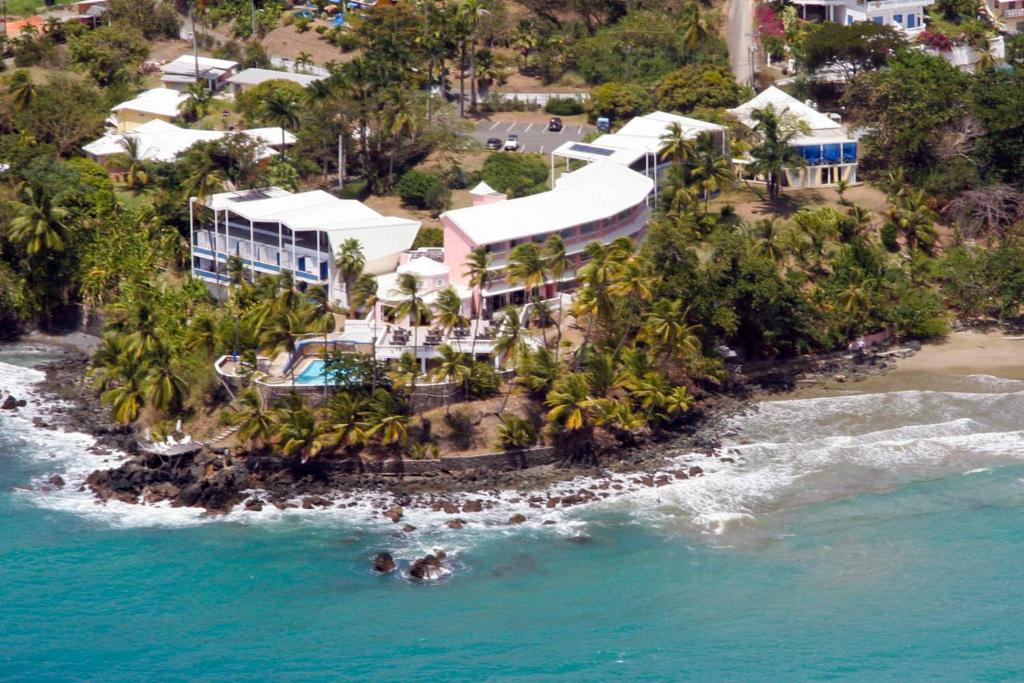 Blue Haven Hotel - Bacolet Bay - Tobago
