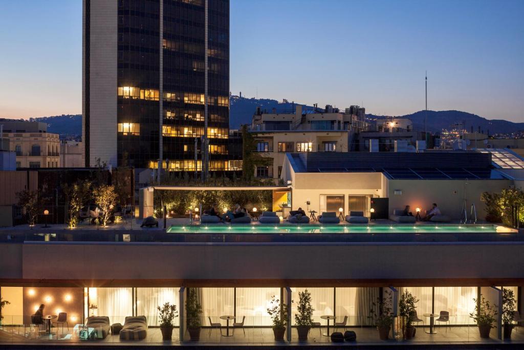 boutique hotels barcelona  121