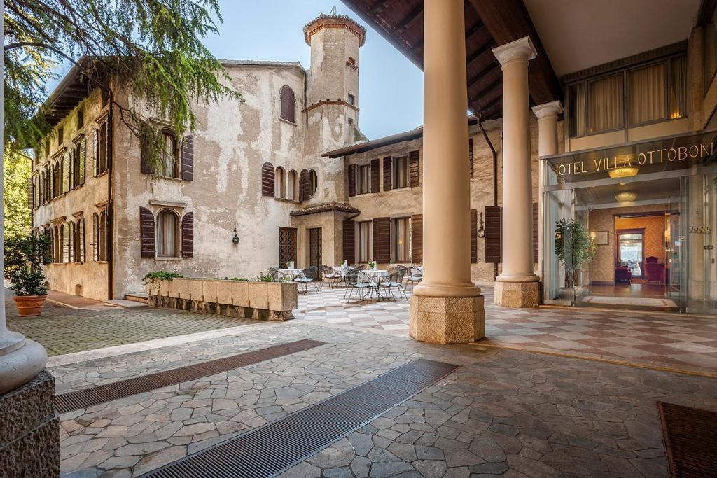 Hotel Villa Ottoboni Pordenone, Italy