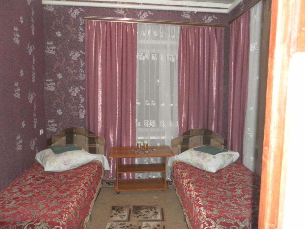 Гостиная зона в Central'naya