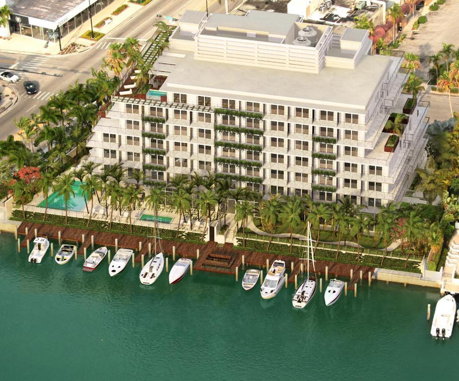 The Grand Beach Hotel Bay Harbor.