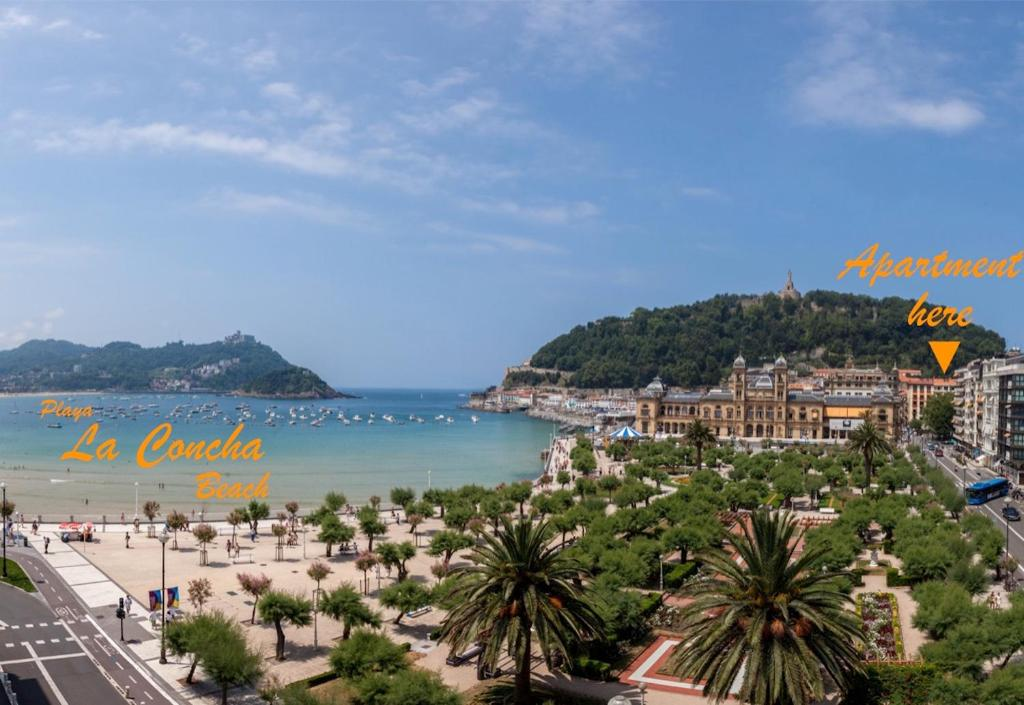 LUXURY IN OLD TOWN NEAR BEACH - by SanSebastianApartments-es
