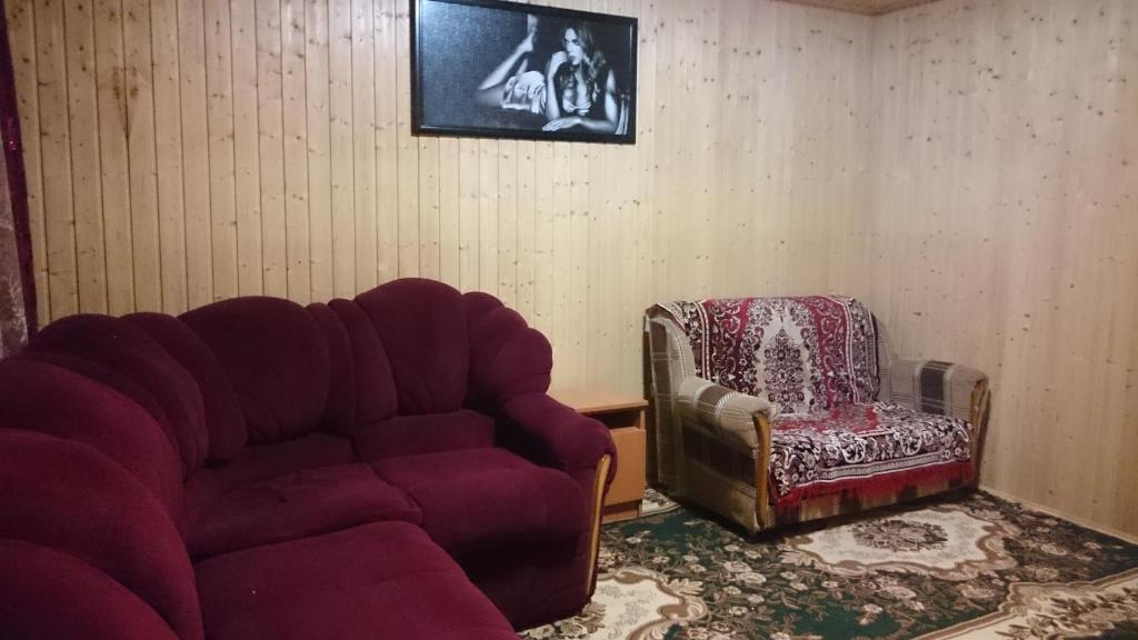"A seating area at Адыгея""Хаджохский отдых"""