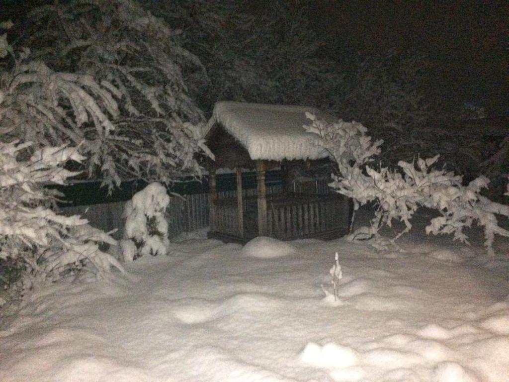 "Адыгея""Хаджохский отдых"" during the winter"