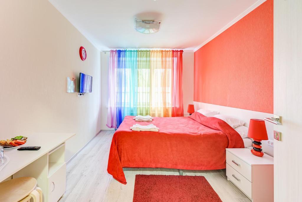 апартаменты радуга москва