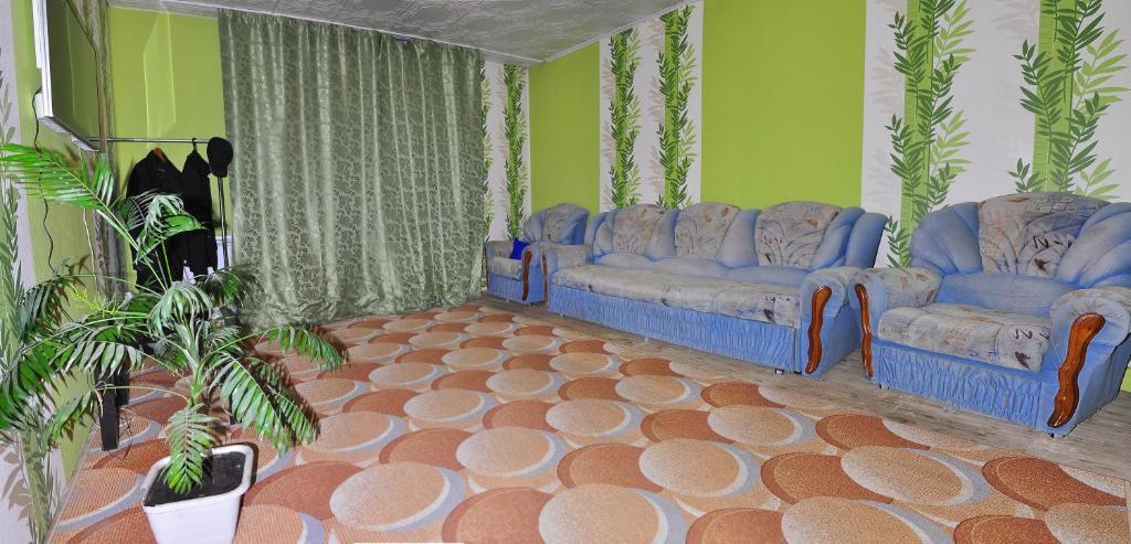 Гостиная зона в Абажур