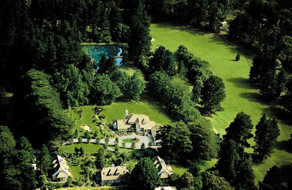 A bird's-eye view of Parklands Country Gardens & Lodges