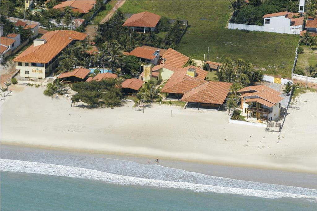 A bird's-eye view of Hotel Isca do Sol