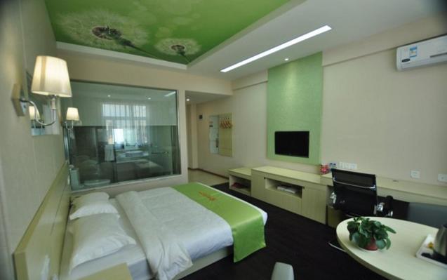 JUNYI Hotel Yunnan Mang City Meili Spring