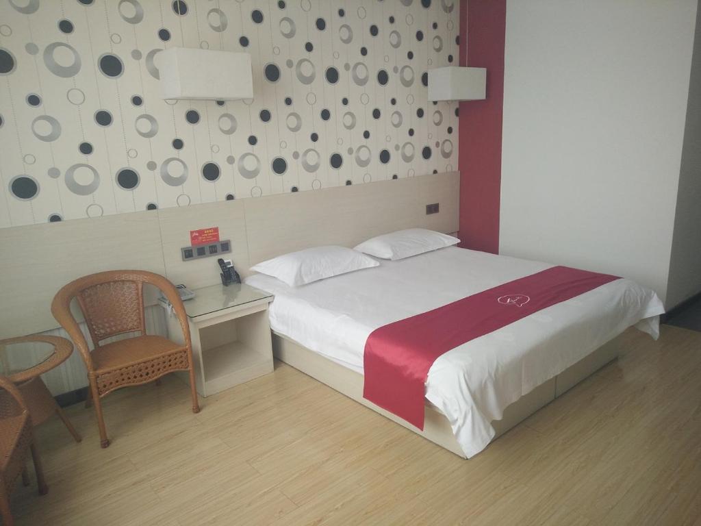 Thank Inn Chain Hotel Shanxi Jinzhong Jiexiu Downtown South Jingtian Road