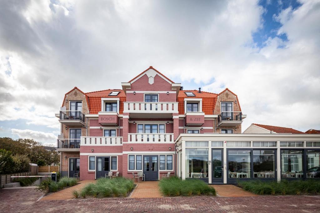 Hotel Bosch En Zee Domburg, Netherlands