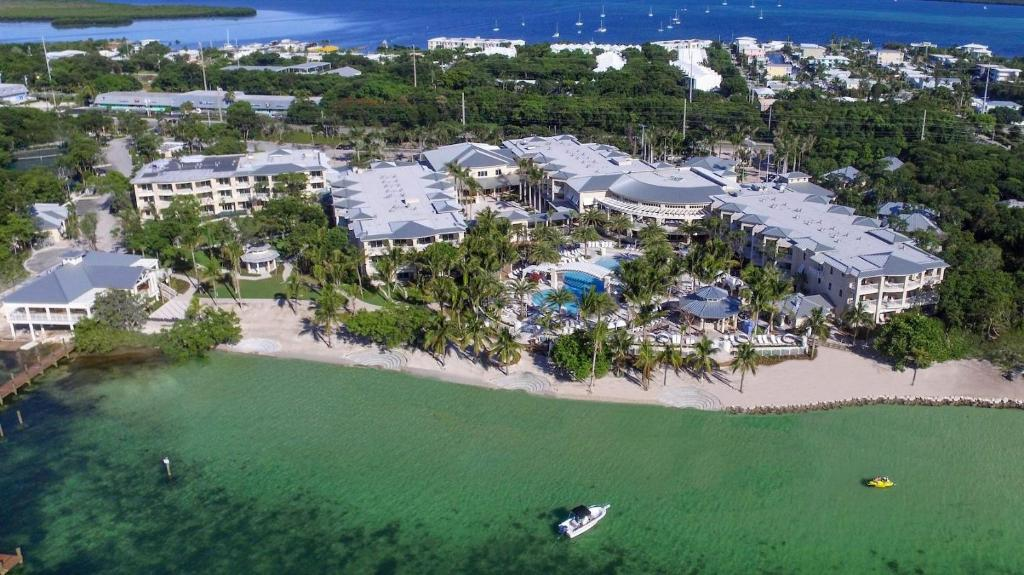 A bird's-eye view of Playa Largo Resort & Spa, Autograph Collection