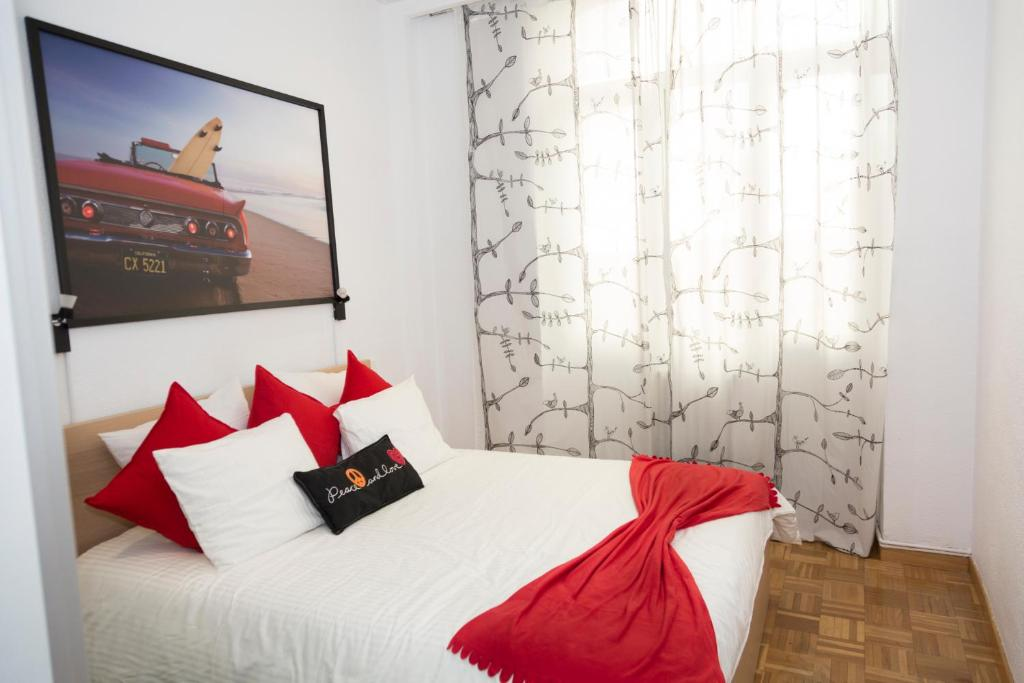 TRYP Madrid Gran Via Hotel - Laterooms