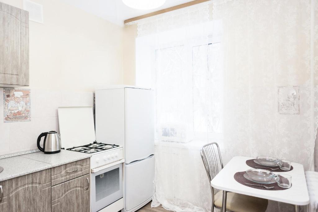 Кухня или мини-кухня в Квартира в центре
