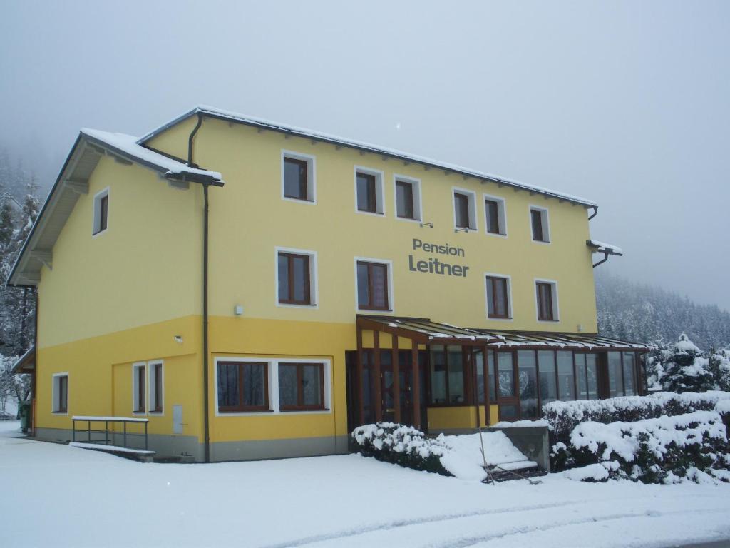 Pension Leitner im Winter