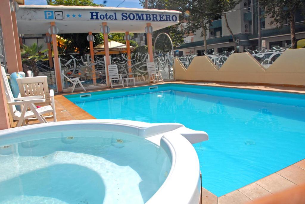 Hotel Sombrero Rimini, Italy