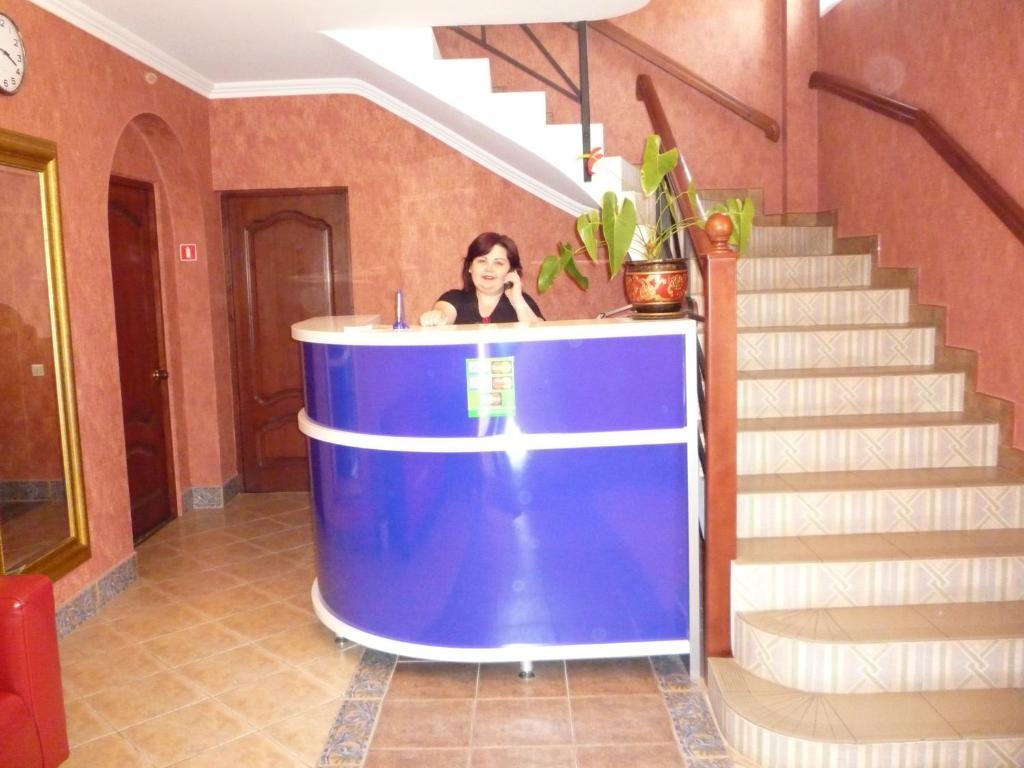 Markiz Hotelのロビーまたはフロント