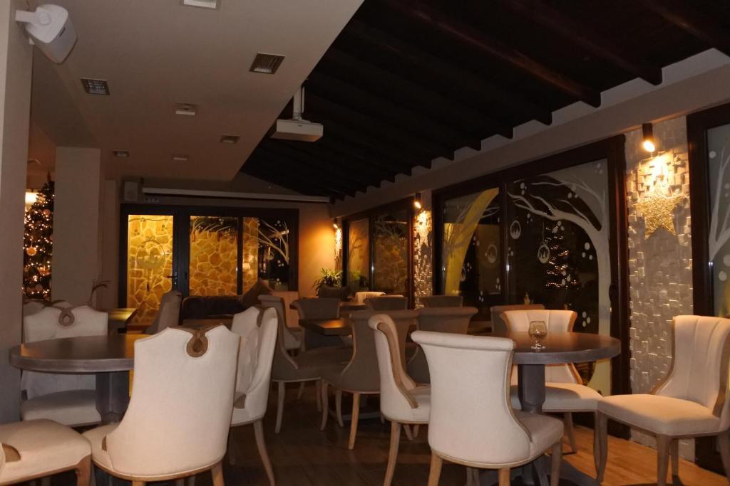 Ресторан / где поесть в Hotel Konaki