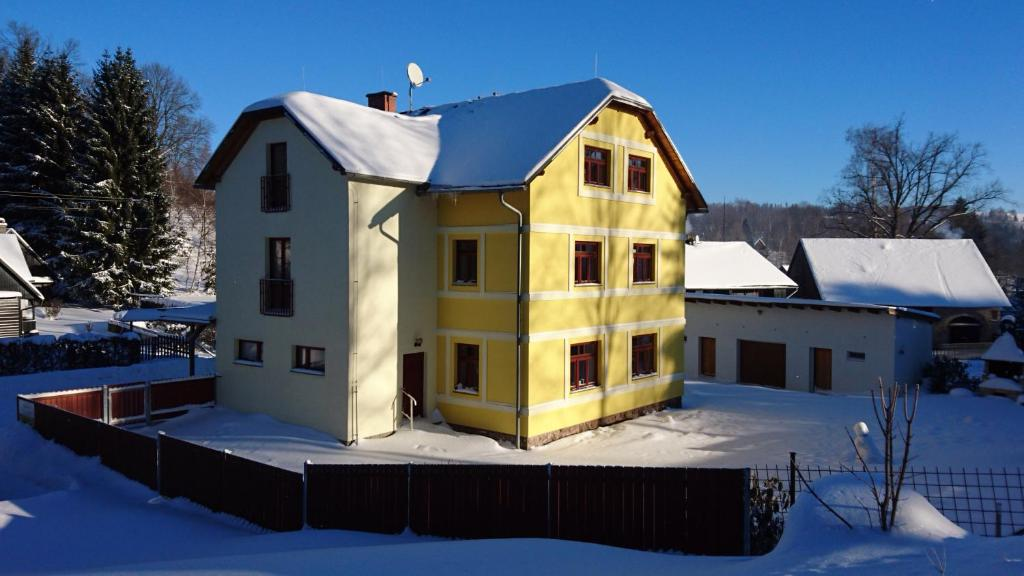 Apartmány Barto21 during the winter