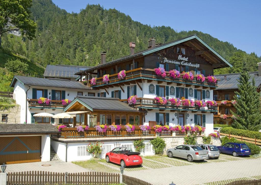 Hotel Edelweiss Garni Reit im Winkl, Germany