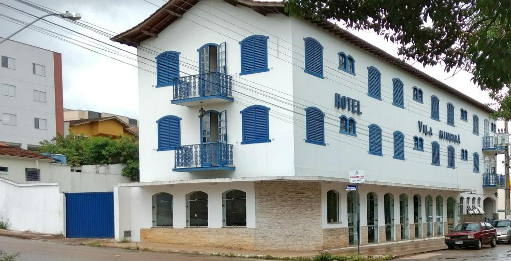 Hotel Vila Mineira