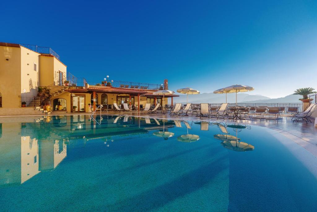 Hotel La Vue d'Or Sorrento, Italy