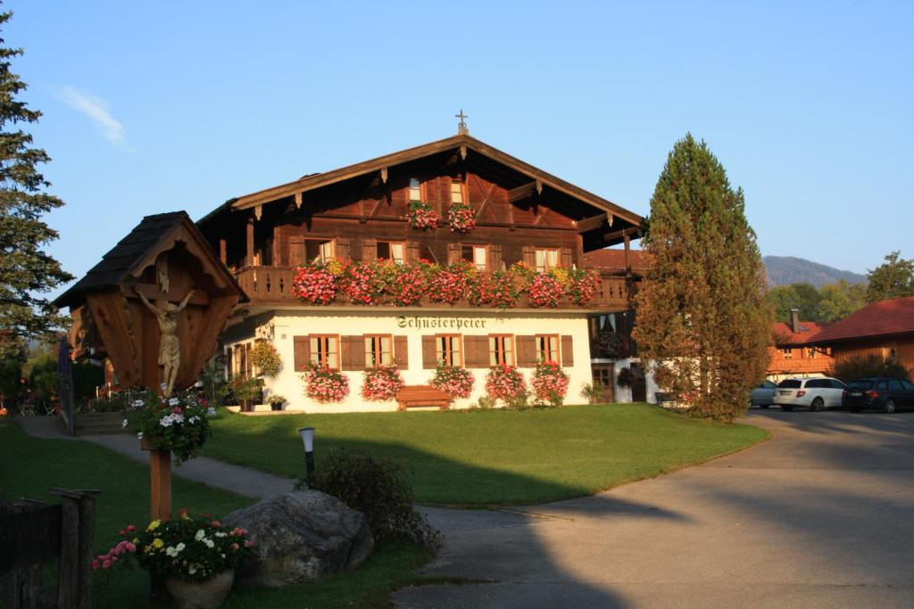 Pension Schusterpeter Bad Tolz, Germany