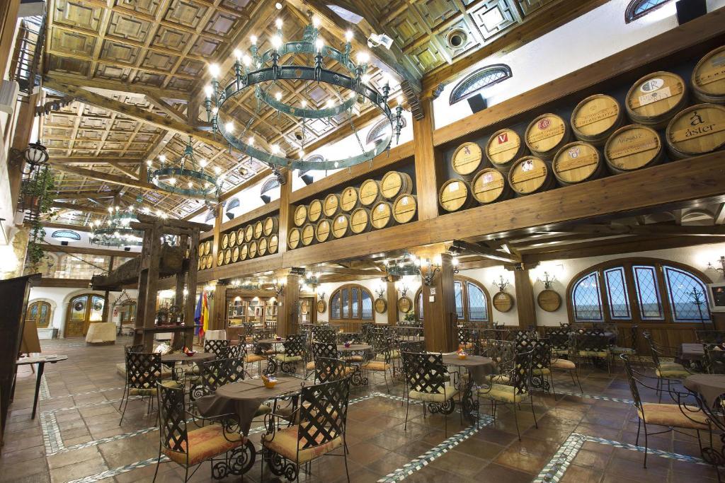 Hotel Spa Tudanca Aranda