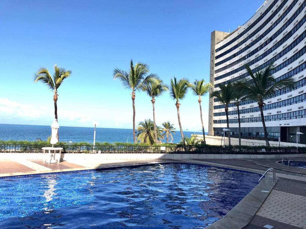 The swimming pool at or close to Ondina Apart Hotel Residences