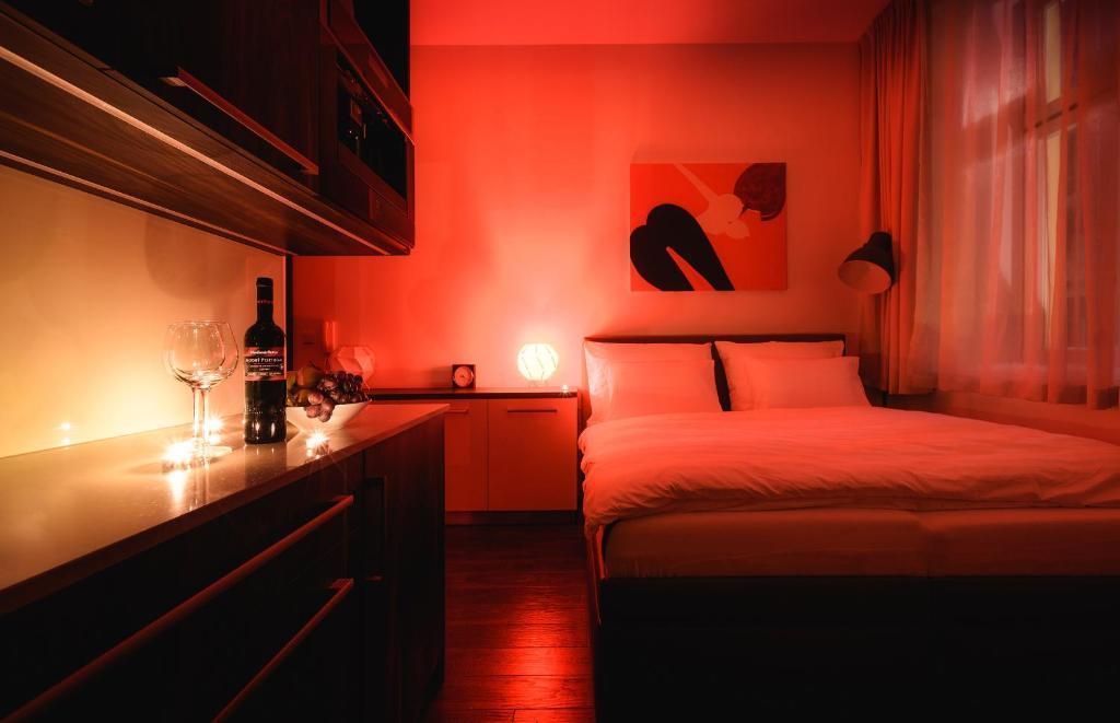 Apartment Fifty Shades Studio Hradec Kralove Czech Republic Booking Com
