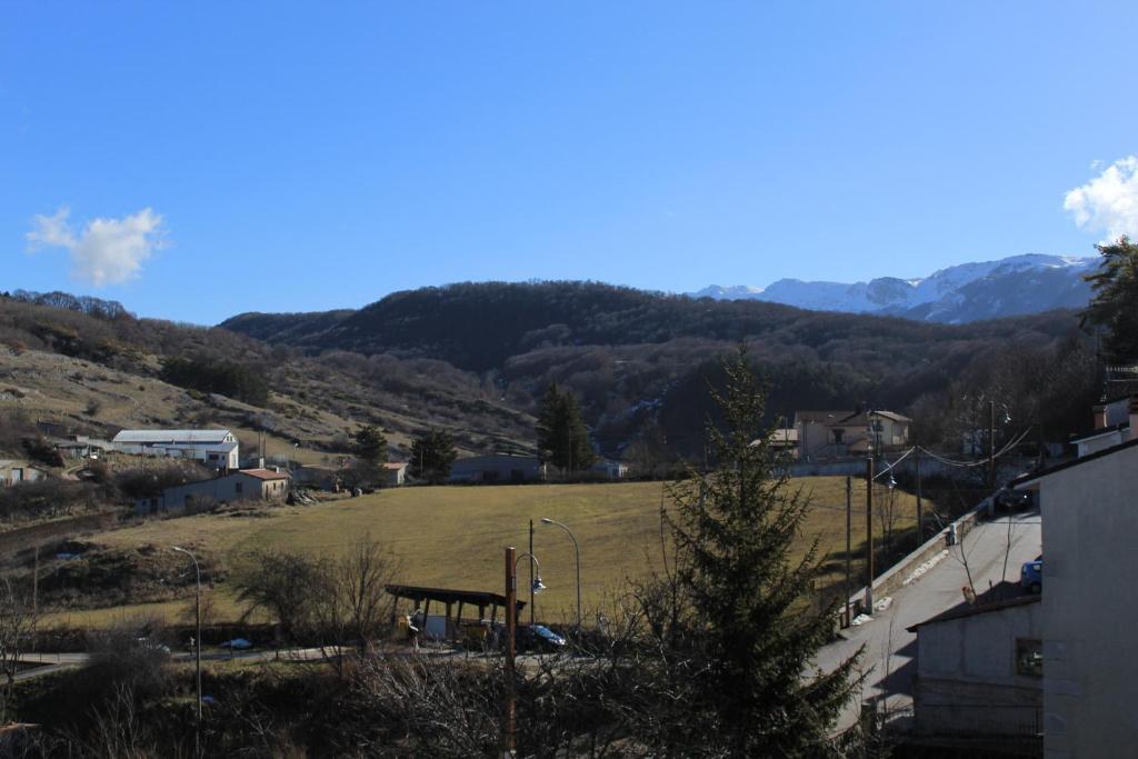 Casa A Rocca Di Mezzo