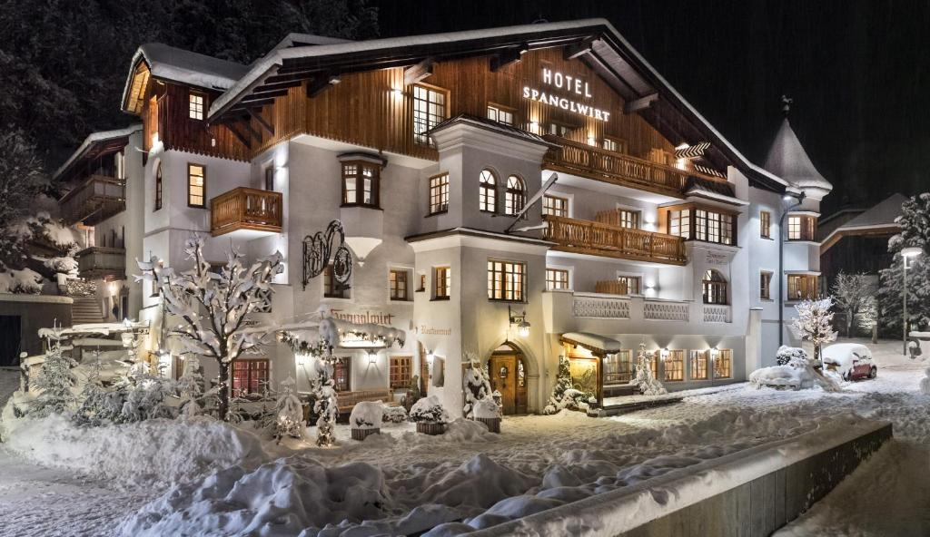 Hotel Spanglwirt Campo Tures, Italy