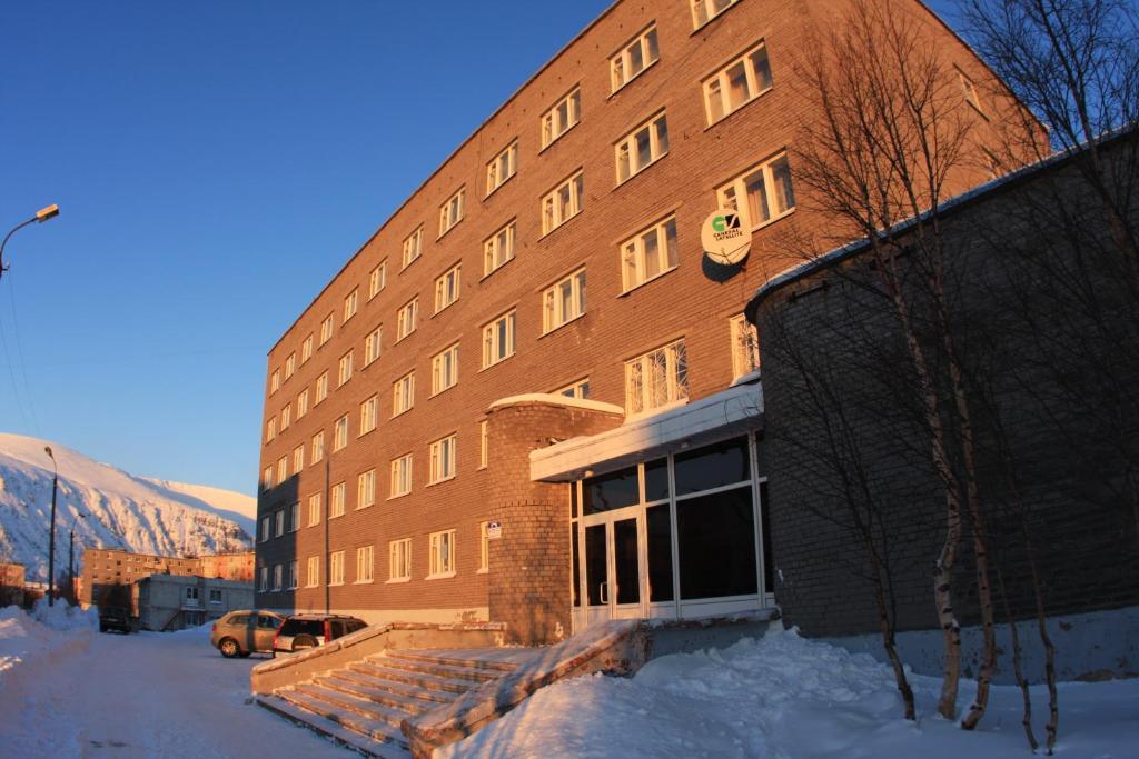 Отель Спорт зимой