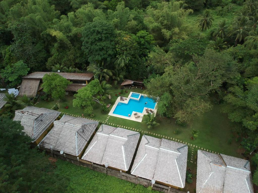 La Natura Resort с высоты птичьего полета