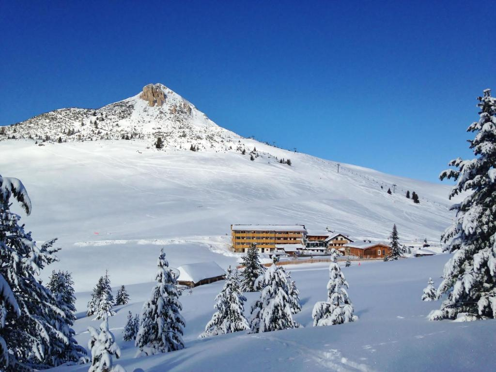 Berghotel Jochgrimm - Alpine Wellness im Winter
