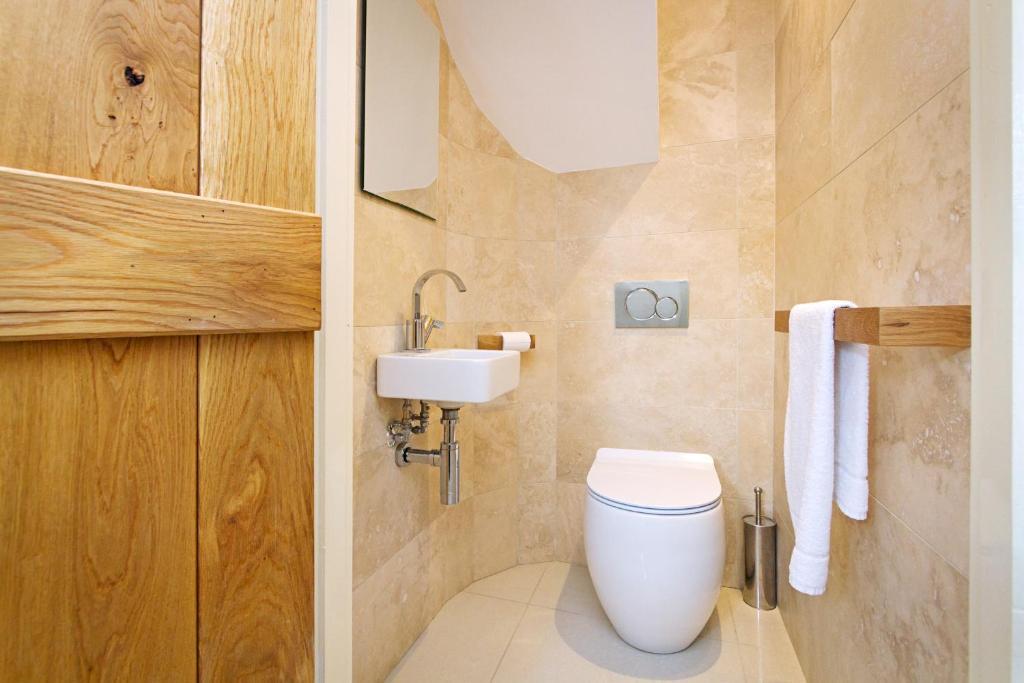 A bathroom at 1 Luzon Dove Barn