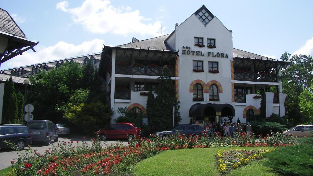 Hunguest Hotel Flora Eger, Hungary