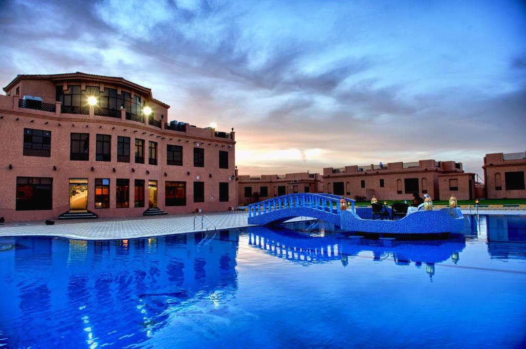 The swimming pool at or near Al Bada Hotel and Resort