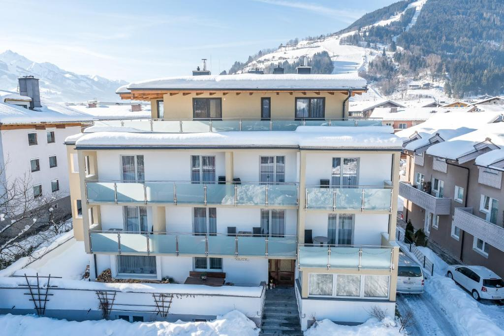 Appartements Sulzer im Winter