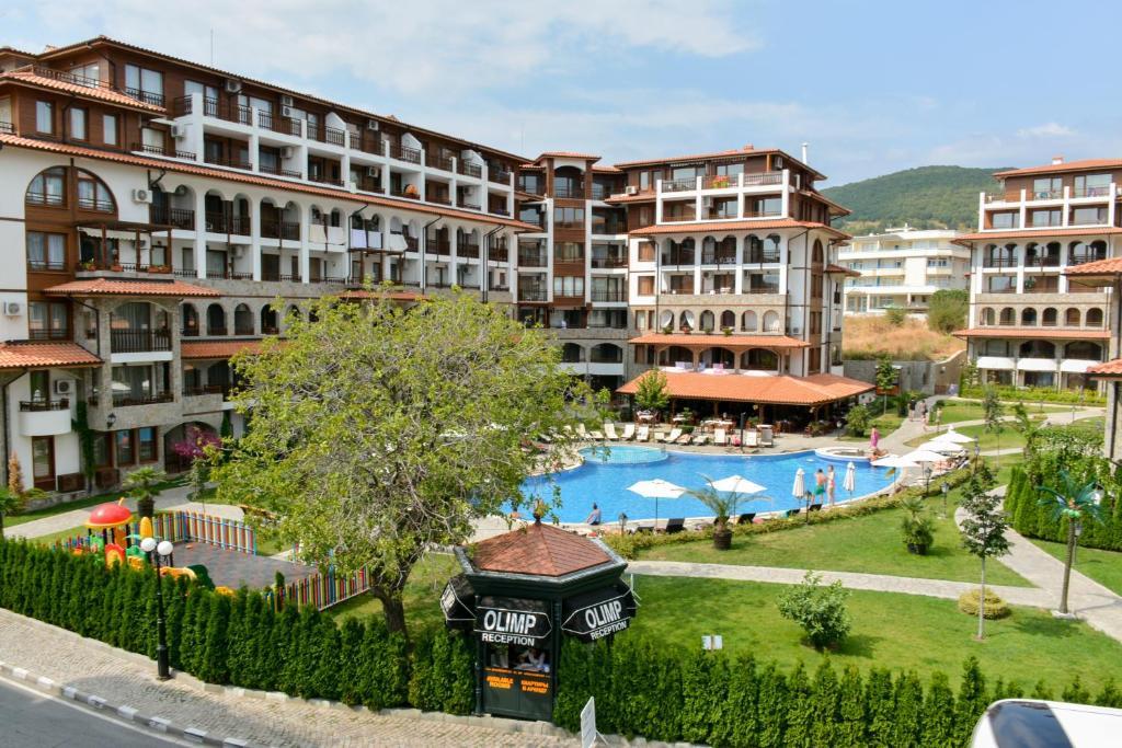 Olymp Premium Apartments Sveti Vlas, Bulgaria