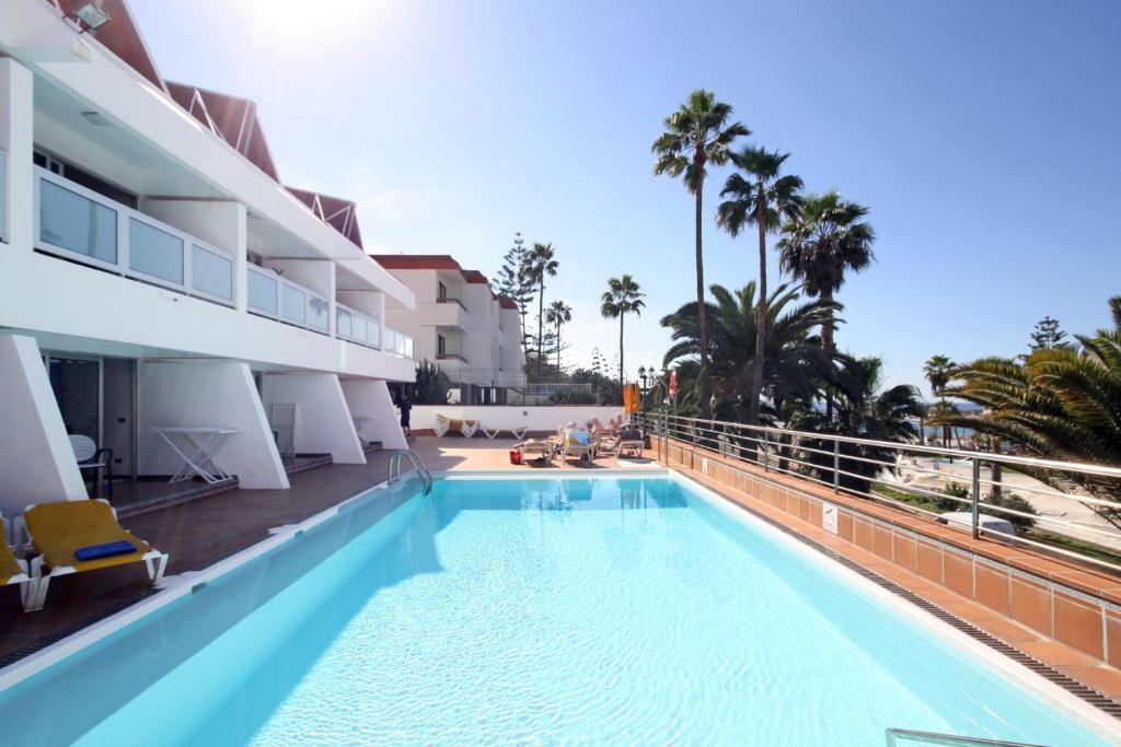 Piscina en o cerca de Apartamentos Miami Gran Canaria