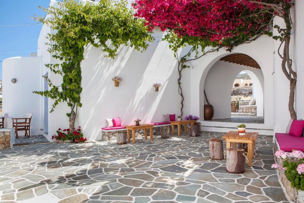 Aegeo Hotel Chora Folegandros, Greece