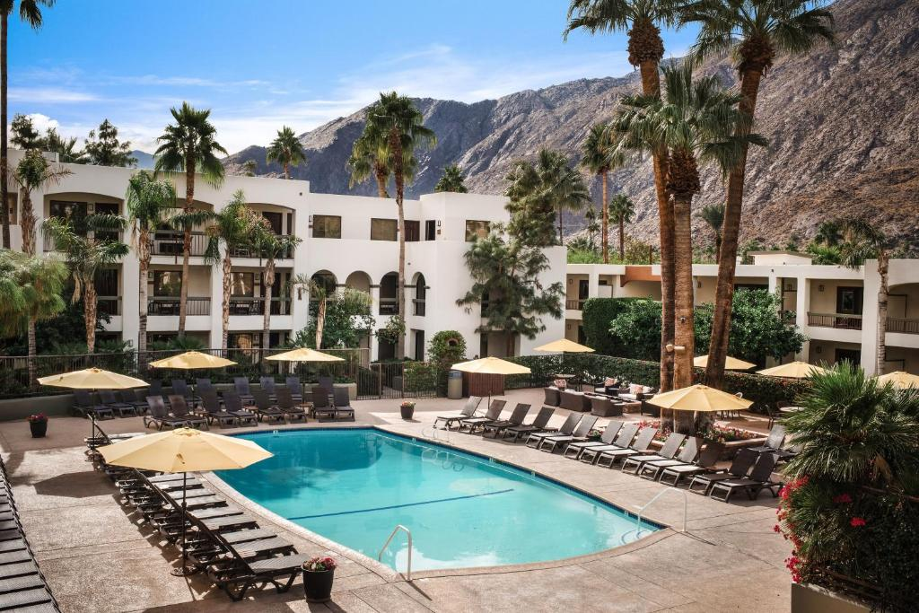 spa casino and hotel palm springs