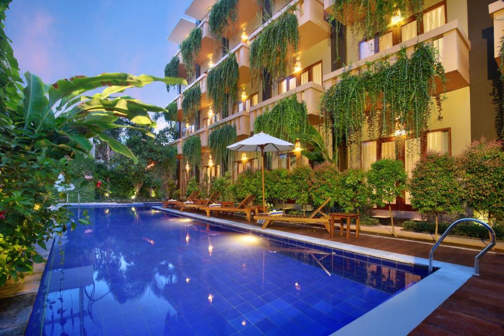 128572719 - Hotel Budget di Kawasan Legian Bali Yang Asik