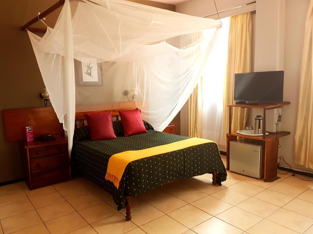 The Lusaka Hotel