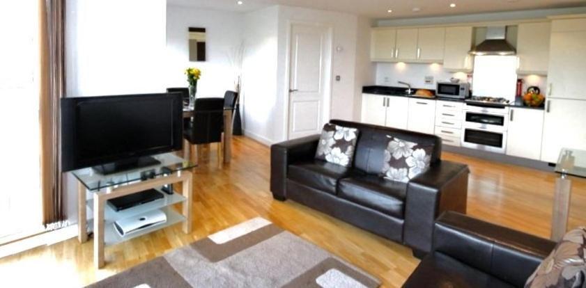 Shortletting Serviced Apartments Milton Keynes - Theatre District - Laterooms