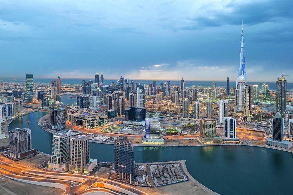 Дубай бизнес бей монако недвижимость цены