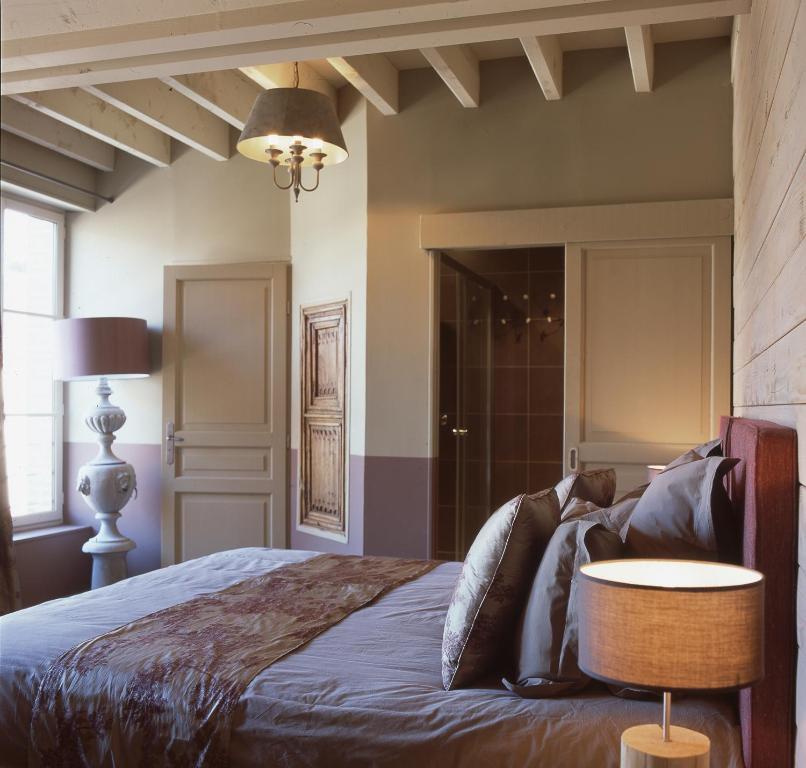 Hotel Du Grand Cerf & Spa Lyons-la-Foret, France