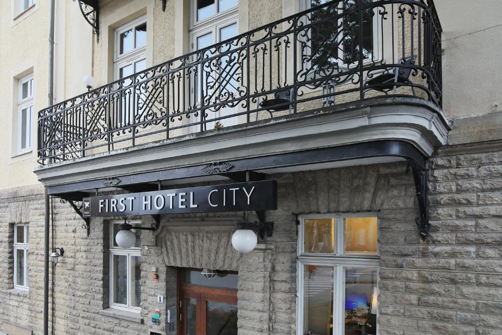 First Hotel City Eskilstuna Eskilstuna, Sweden